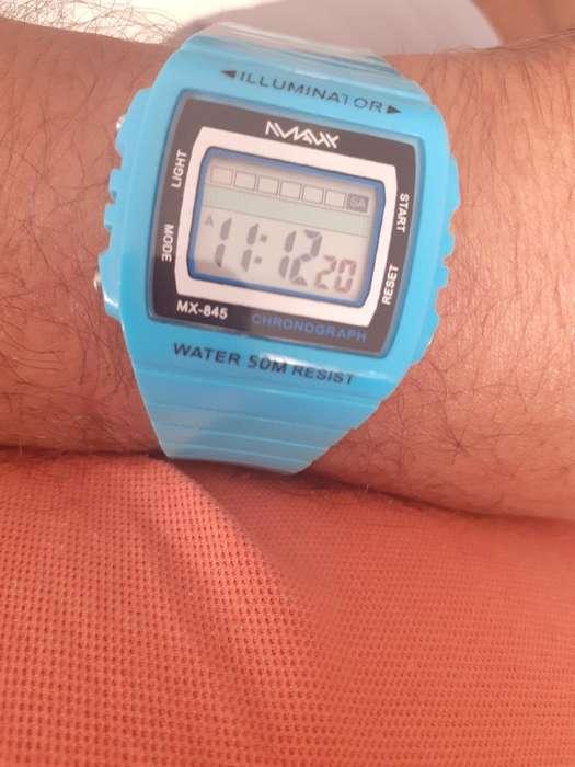 Vendo Relojes contra Agua