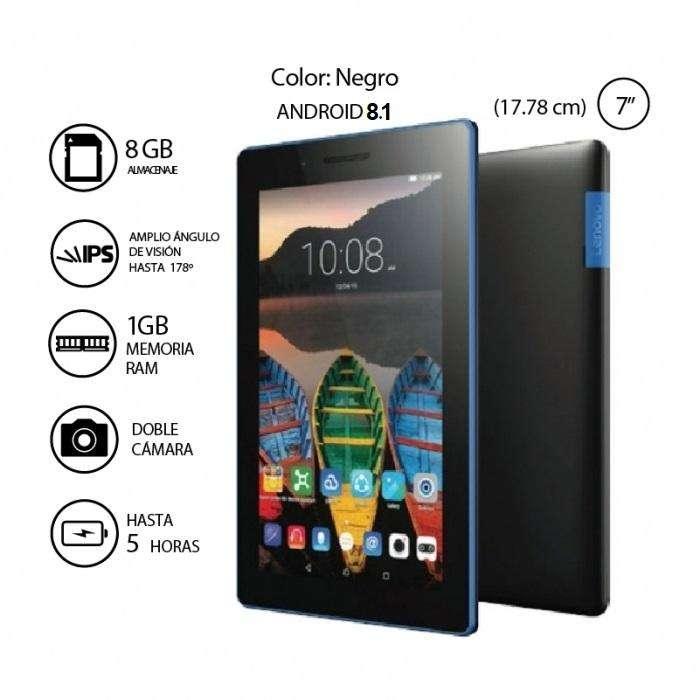 Tablet Lenovo Tab E7 Tb7104f Android 8.1 Nuevas Y Selladas