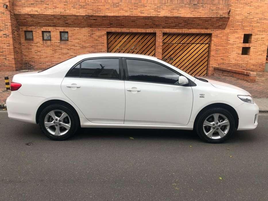 Toyota Corolla 2012 - 65000 km