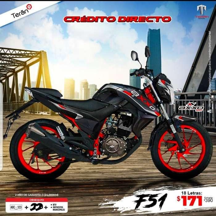 Moto Axxo Deportiva 2019 <strong>nueva</strong>