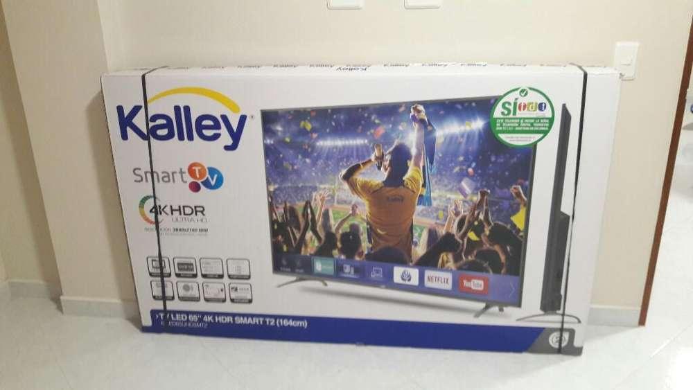 Se Vende Televisor Kalley Smart 65