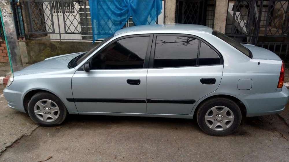 <strong>hyundai</strong> Accent 2005 - 120 km
