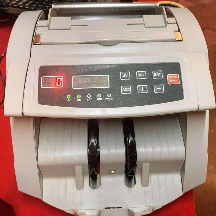 Maquina Cuenta Billetes