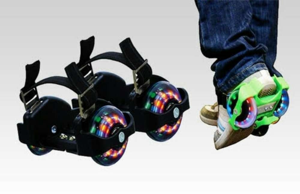 Patines Led