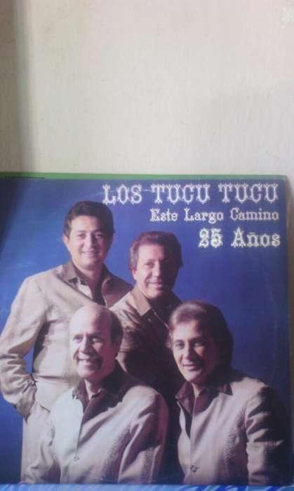 Los Tucu Tucu L P.este Largo Camino