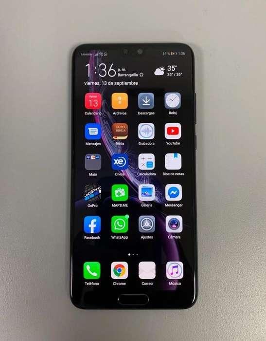 Vendo Huawei P20 normal está Impecable y a buen precio!!!