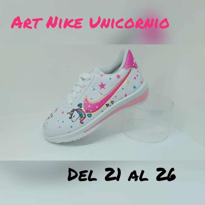 Zapatillas Nike Unicornio