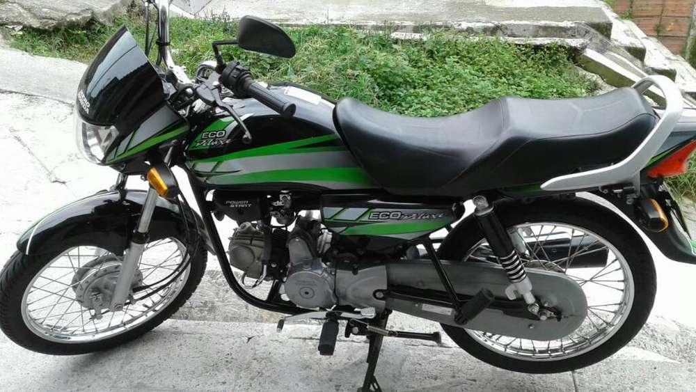 Vendo Moto Eco de Lux