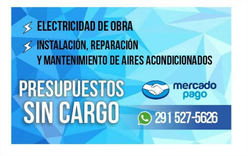 Service de Aire Acondicionado Y Electric