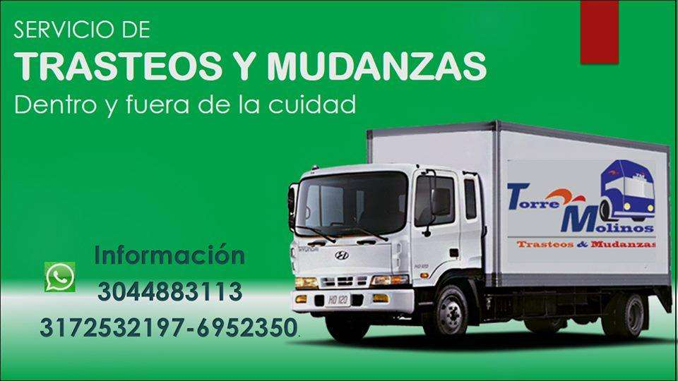 SERVICIO DE TRATOS Y MUDANZAS