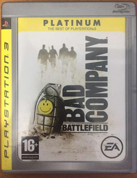 Battlefield Bad Company 1 Ps3