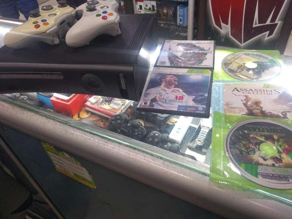 Xbox 360 Arcade 2 Controles Disco 120