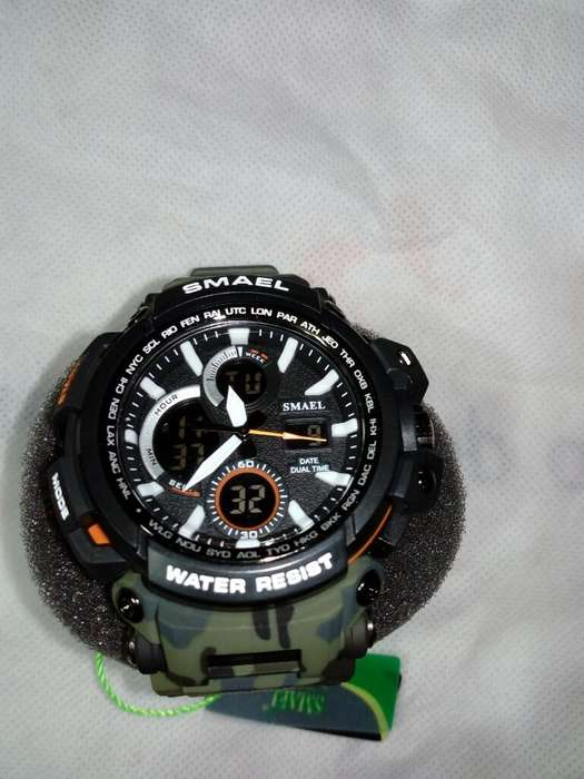 Reloj Smael Original Deportivo Elegante