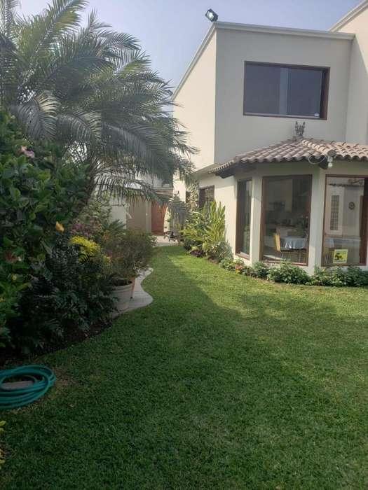 Venta Casa en Condominio en el Sol de la Molina, Cerca al Lord Byron