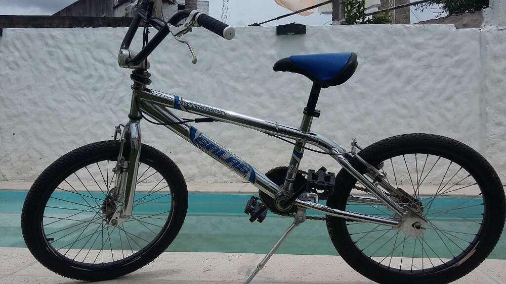 Vendo Bicicleta Rodado 20 Poco Uso