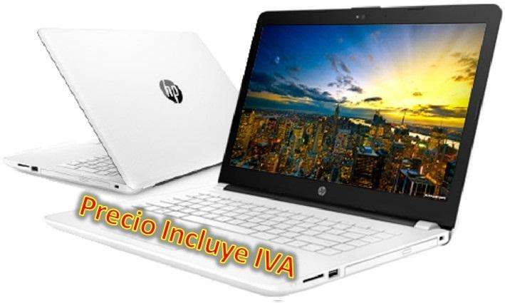Laptop Portátil Hp Core I5 14bs015la 8gb 1tb Led 14, I3 i7 PRECIO INCLUYE IVA ENTREGA A DOMICILIO