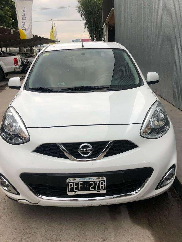 Nissan March Advance Pure Drive