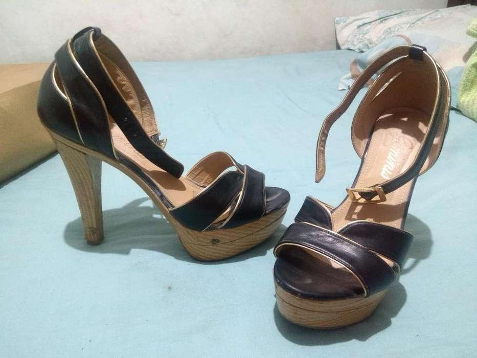 Zapatillas Usados Talla 37