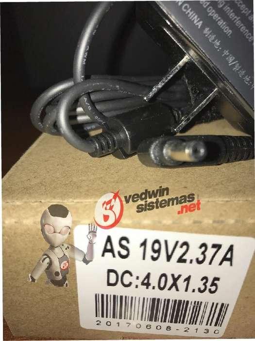 CARGADOR ASUS 19V 2.37