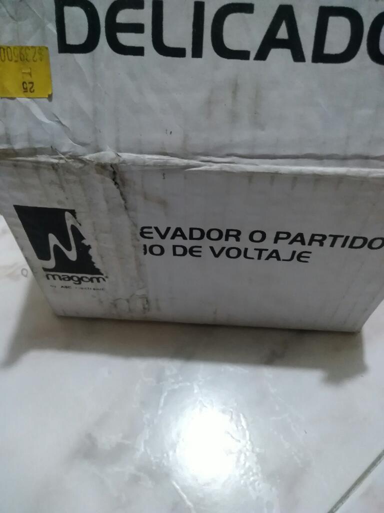 Elevador Fijo 110.  220