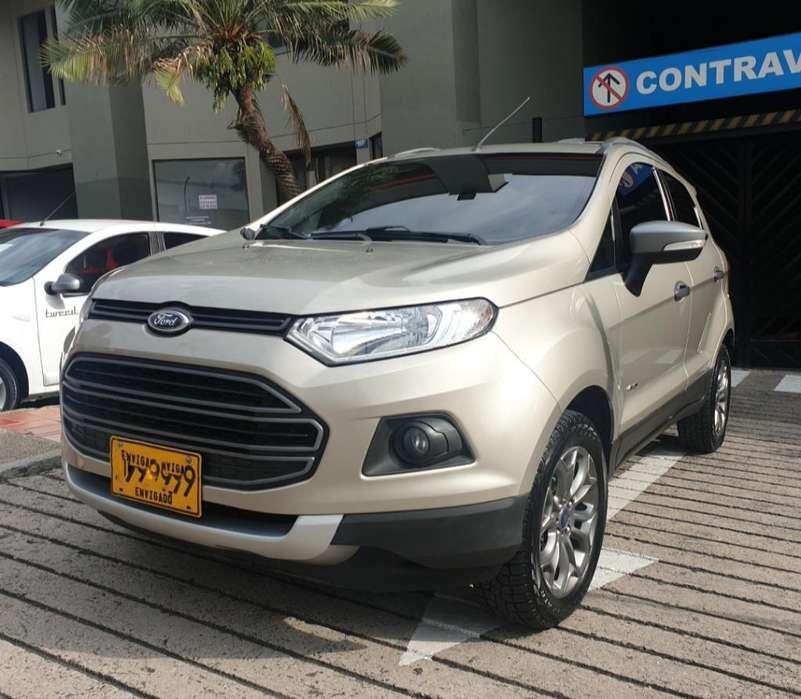 Ford Ecosport 2015 - 87000 km