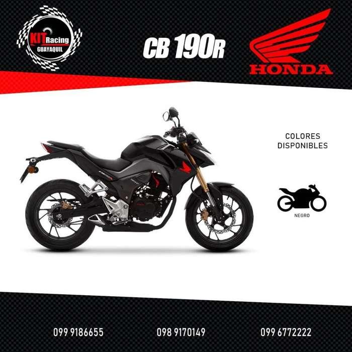 <strong>honda</strong> CB 190R