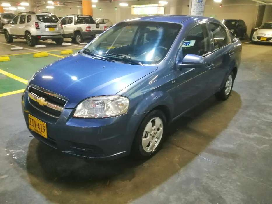 Chevrolet Aveo Emotion 2007 - 163000 km