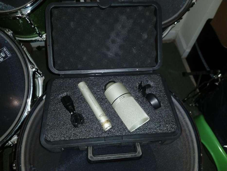 Micrófonos Mxl 990 Y 991