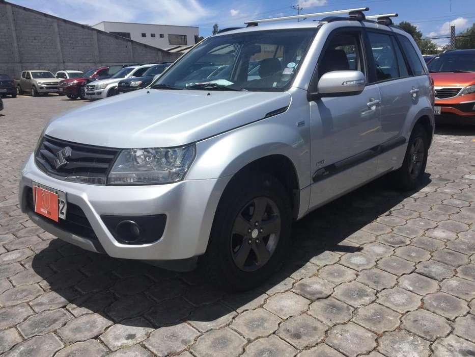 Suzuki Grand Vitara SZ 2016 - 114200 km