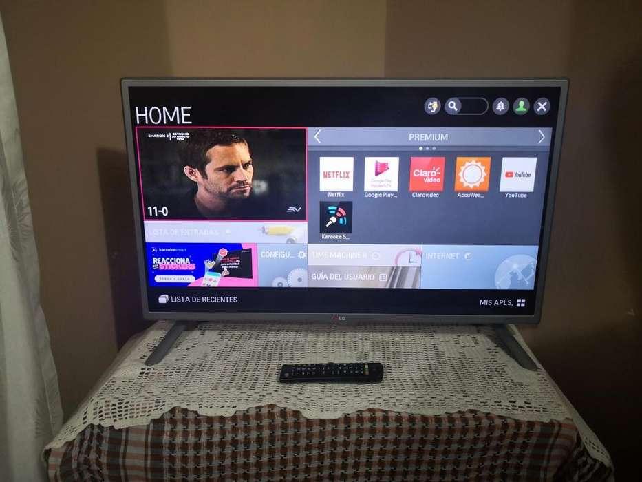 Vendo Smart TV LG 32 pulgadas WiFi LAN