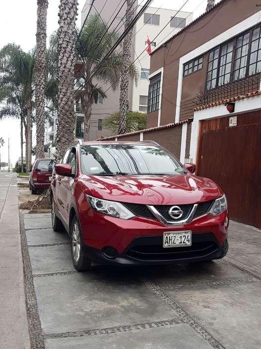 Nissan Qashqai  2015 - 60000 km