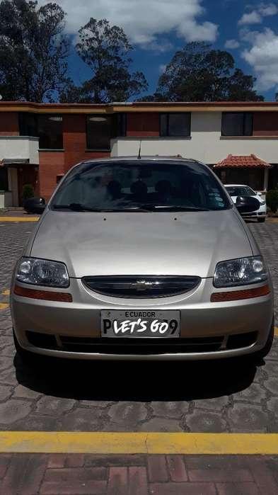 Chevrolet Aveo Family 2014 - 80000 km