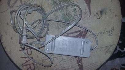 Alimentacion de poder fuente cable nintendo wii