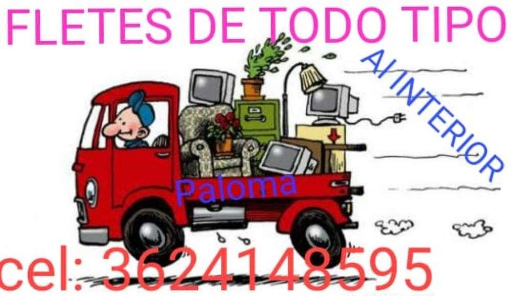 Servicios de Mudanza Y Fletes ()