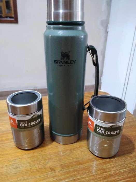 Termo Stanley Y 2 Hieleras Can Cooler