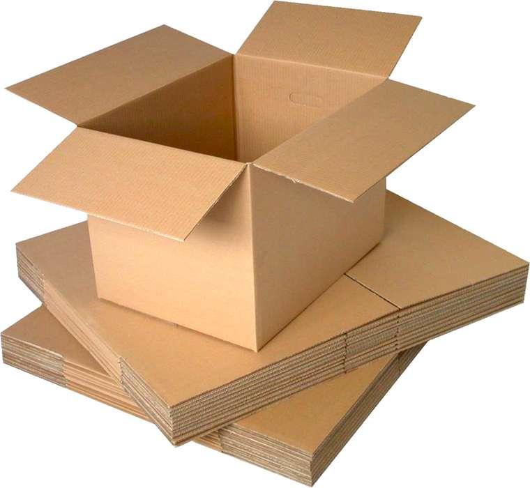 caja de carton corrugado