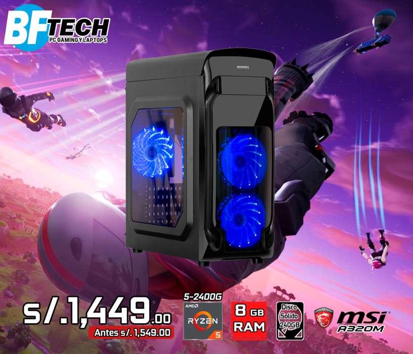 CPU GAMING RYZEN 5 2400G 3.6GHz 11