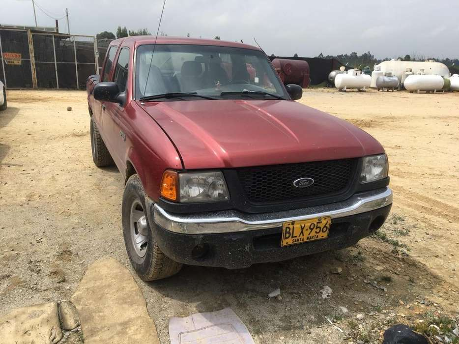 <strong>ford</strong> Ranger 2001 - 1000 km