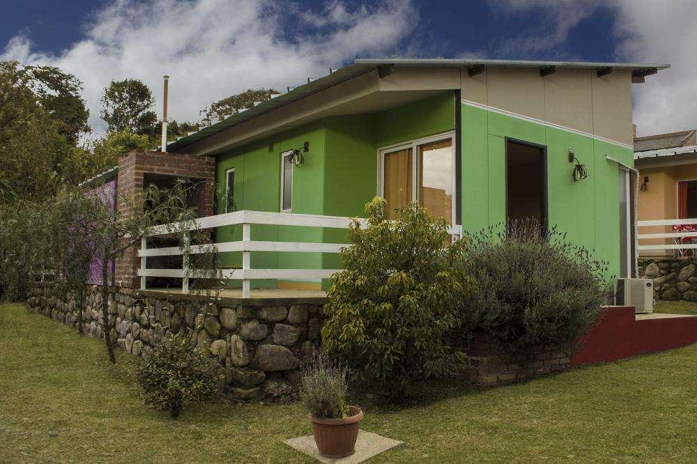 sd41 - Cabaña para 2 a 4 personas con pileta y cochera en San Salvador De Jujuy