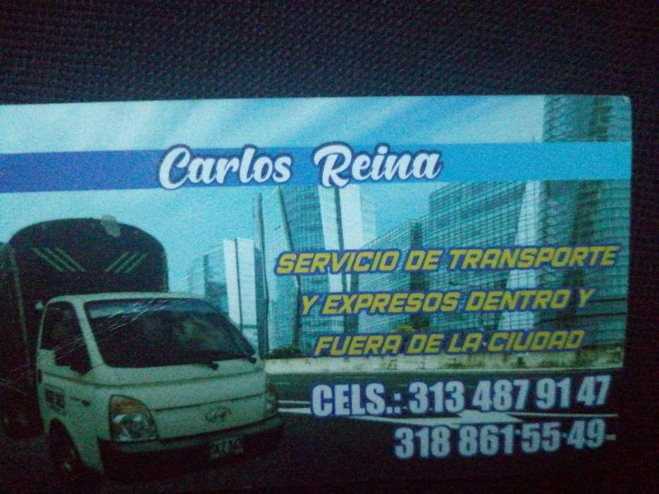 Servicios de Transporte Y Mudasas Chia