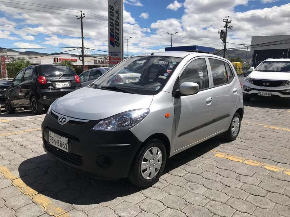 Hyundai i10 2011 - 130000 km
