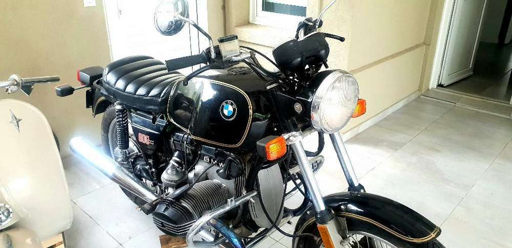 moto Bmw R80