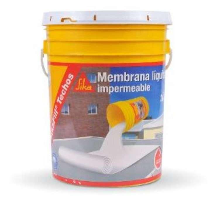 Membrana Liquida Impermeabilizant Techos