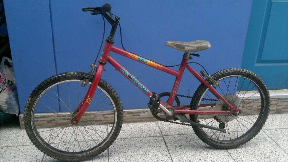 Bicicleta Italiana para Niño Aro 20