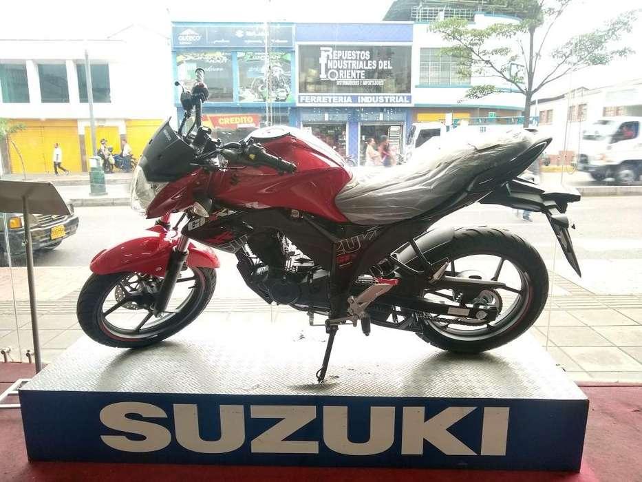 Suzuki Gixxer Modelo 2020