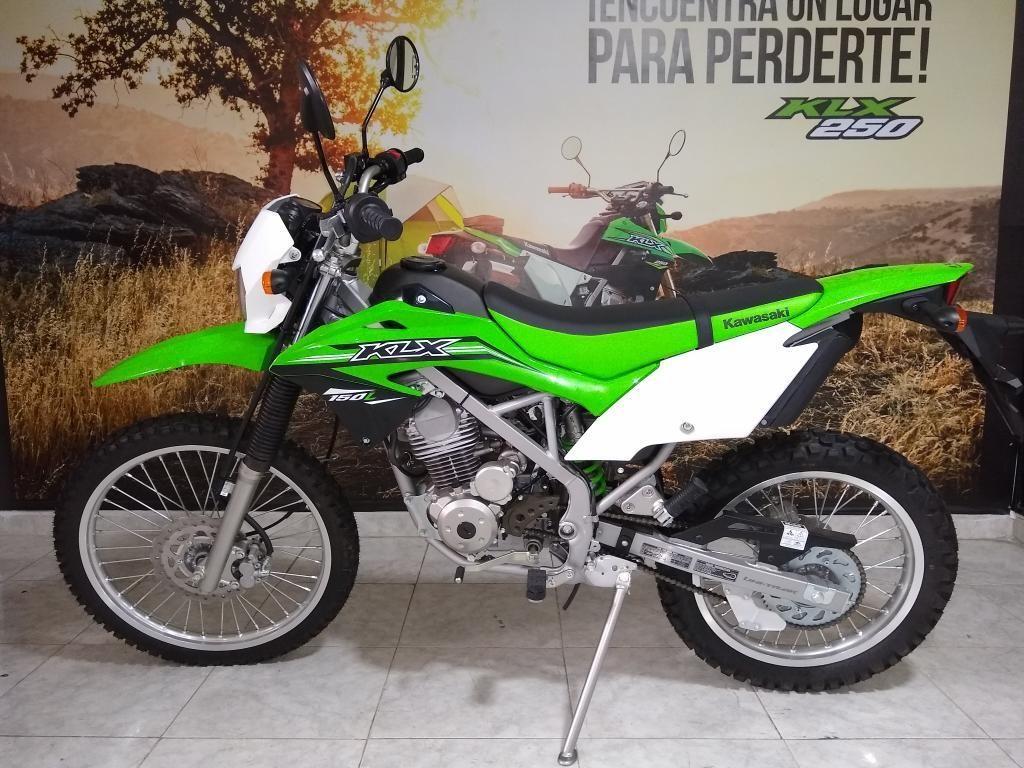 Auteco Kawasaki Klx150