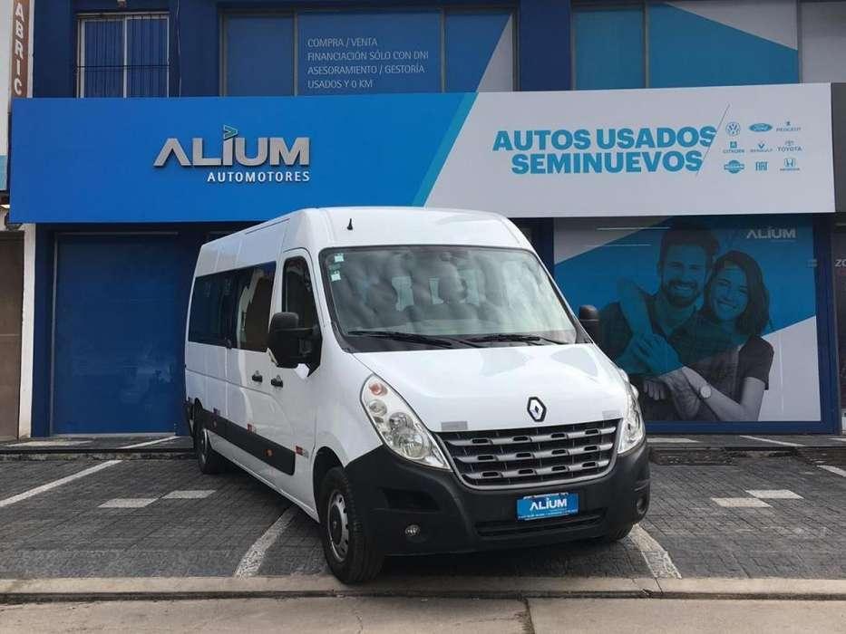 Renault Master 2014 - 131400 km