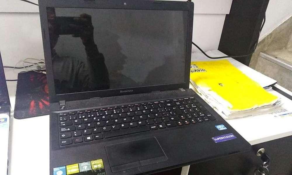 Vendo Laptop Lenovo I5 para Hoy