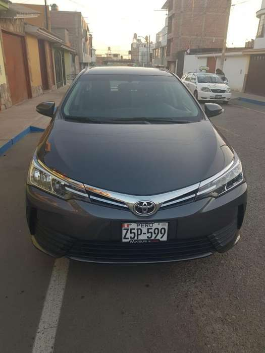 Toyota Corolla 2018 - 20000 km
