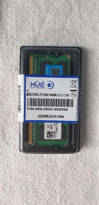 Memoria Ram 4gb Drr3 1600mhz